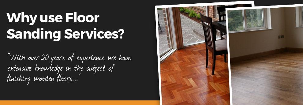 Exeter Floor Sanding Services